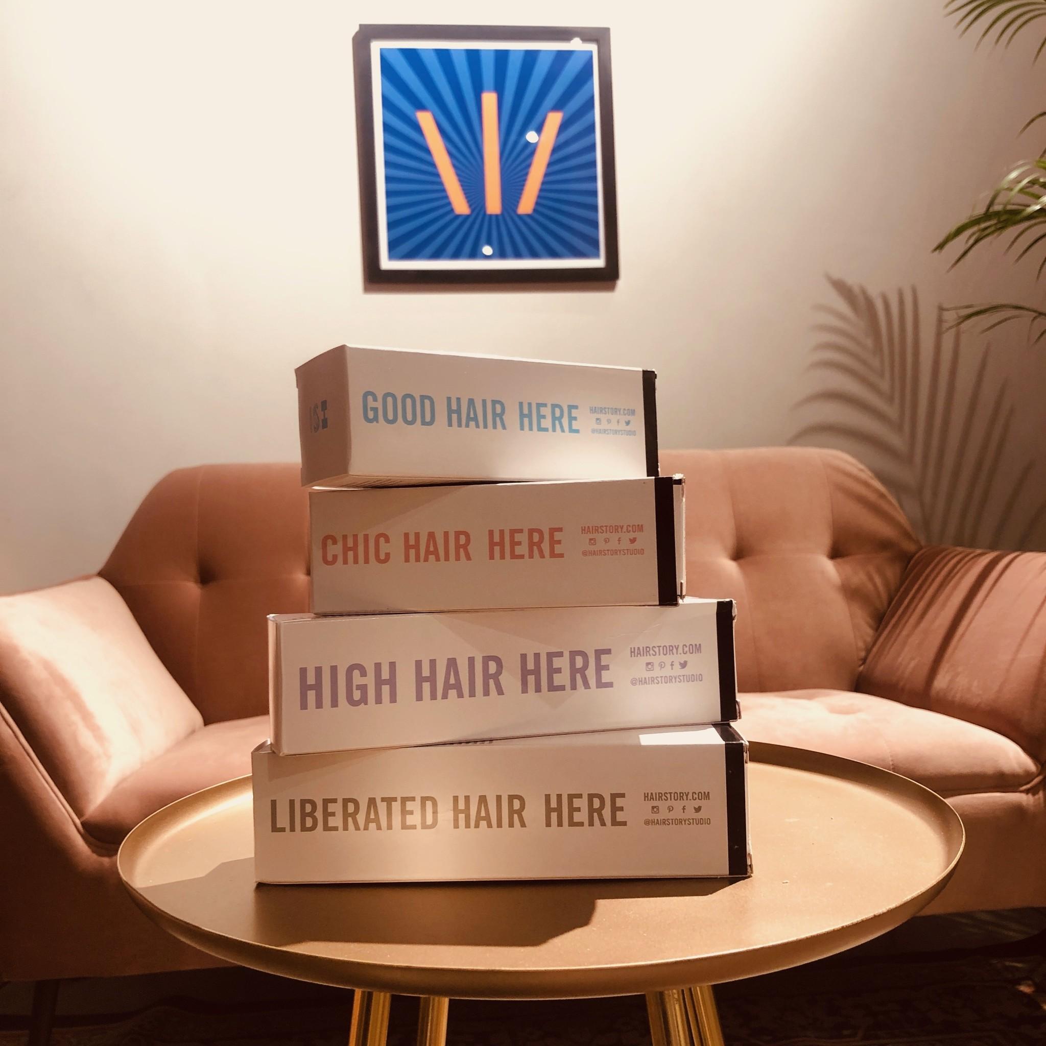 NEW BRAND | Hello Hairstory