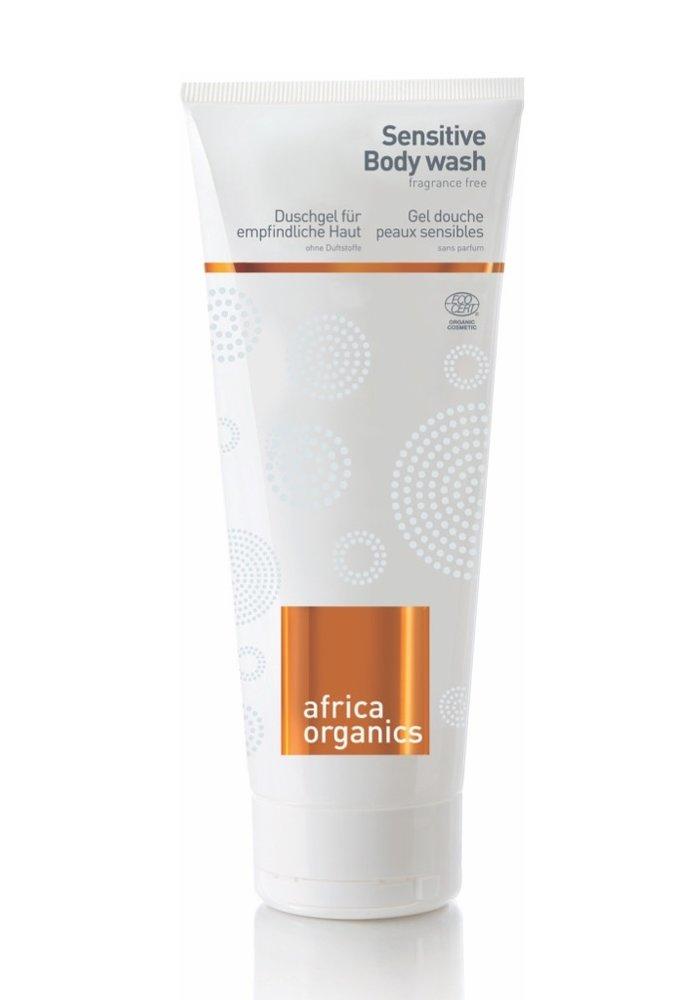 Africa Organics Sensitive Body Wash