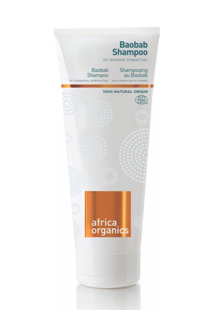 Africa Organics Baobab Shampoo