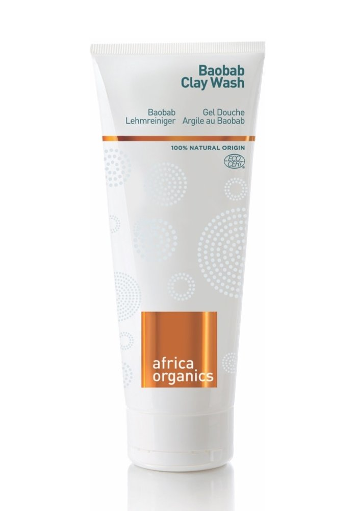 Africa Organics Baobab Clay Wash