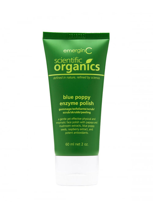 EmerginC Scientific Organics EmerginC Blue Poppy Enzyme Polish