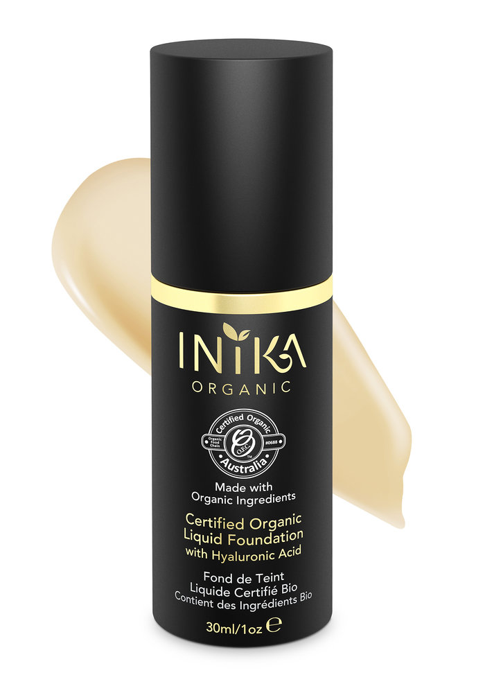 Liquid Foundation with Hyaluronic Acid