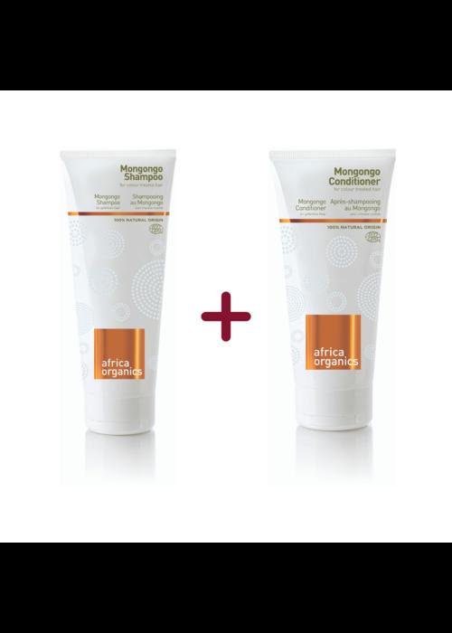 Africa Organics Mongongo Shampoo & Conditioner