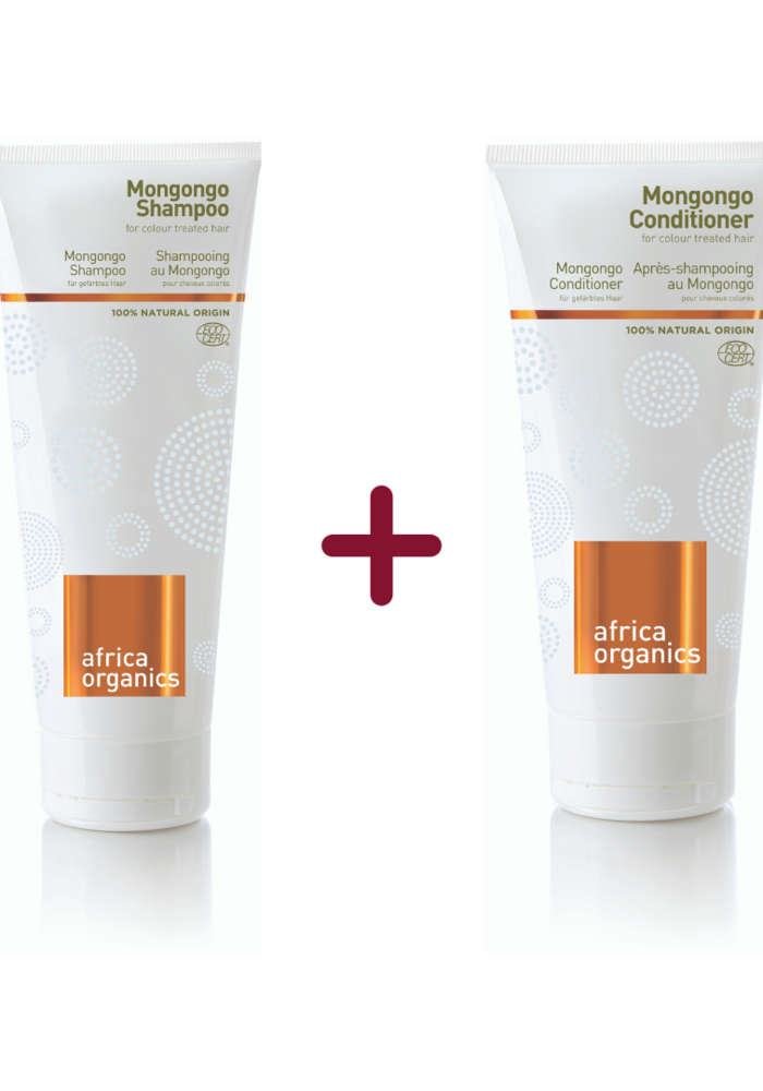 Mongongo Shampoo & Conditioner