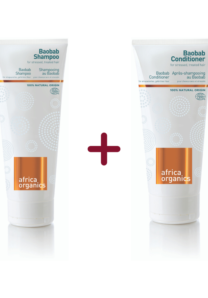 Baobab Shampoo & Conditioner