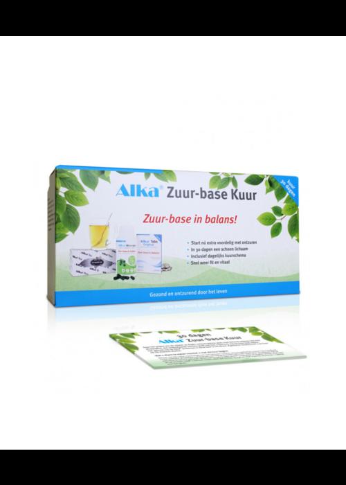 Alka  Acid-base Cure