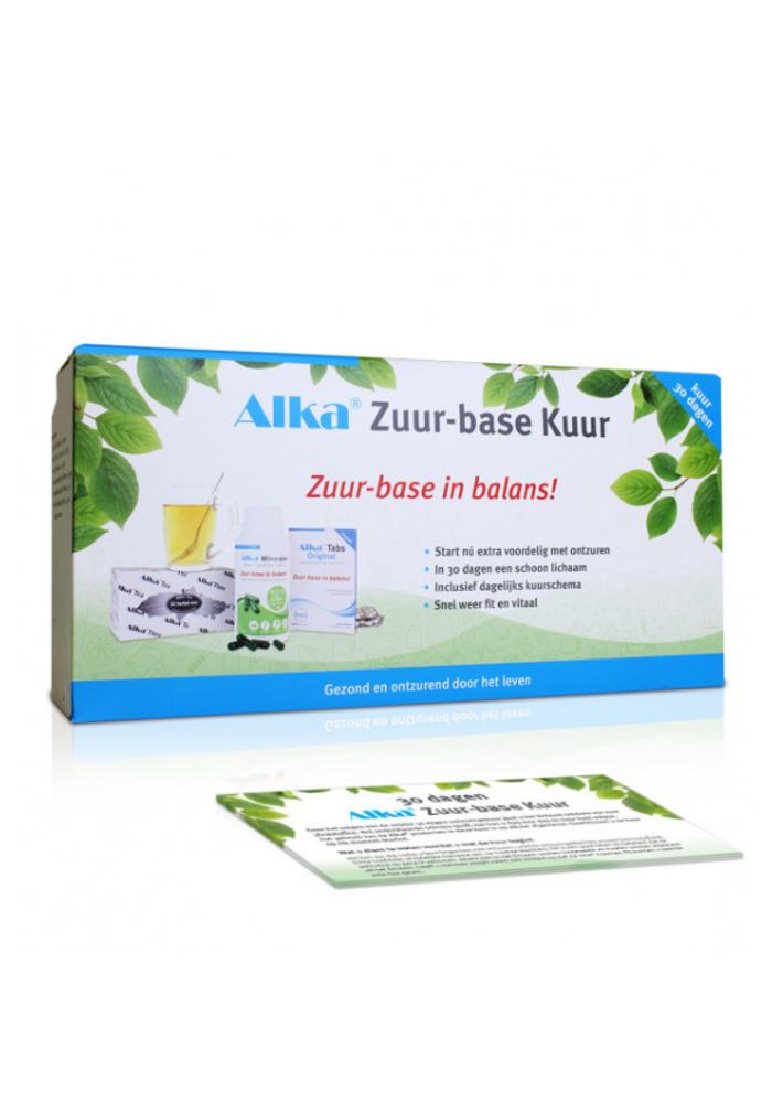 Acid-base Cure