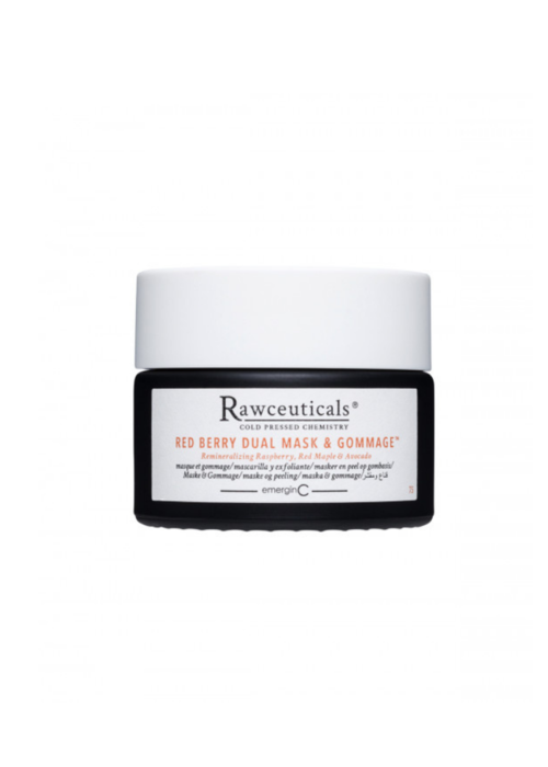 EmerginC Rawceuticals - Red Berry Dual Mask & Gommage