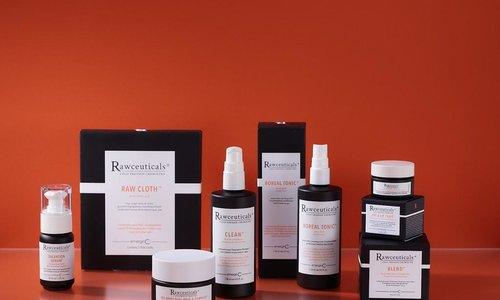 Introducing raw skincare