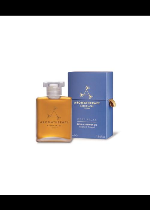 Aromatherapy Associates  Deep Relax Bath & Shower Oil