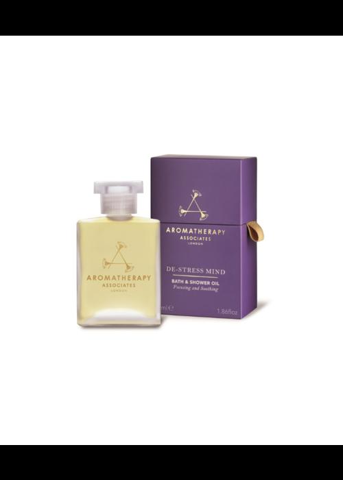 Aromatherapy Associates  De-Stress Mind Bath & Shower Oil