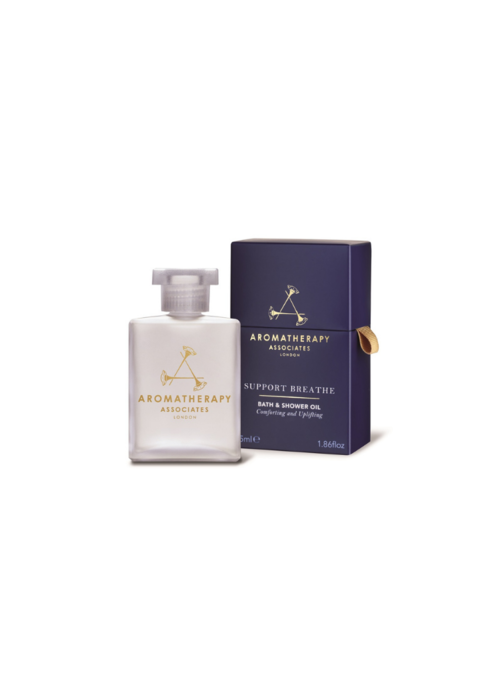 Aromatherapy Associates  Support Breathe, Bath & Shower Oil