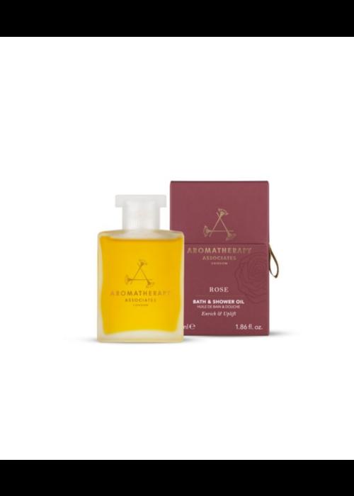 Aromatherapy Associates  Renewing Rose Bath & Shower Oil