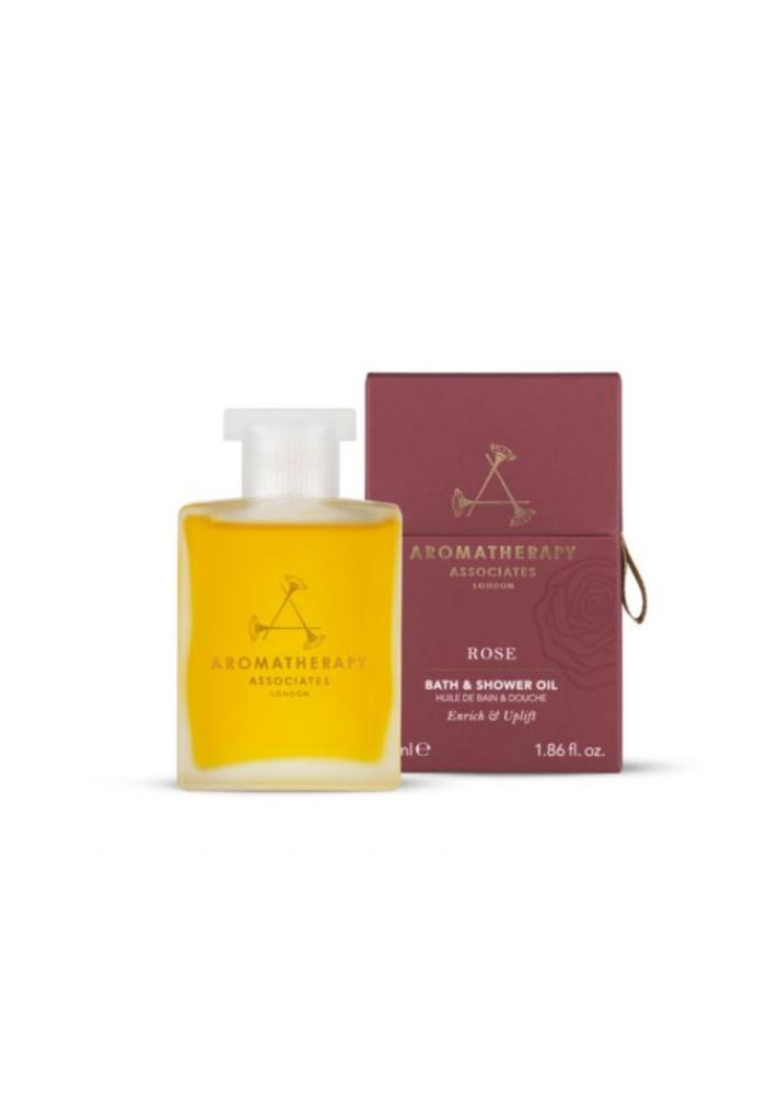 Renewing Rose Bath & Shower Oil