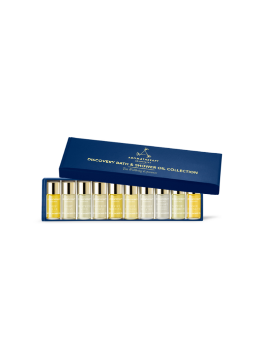 Aromatherapy Associates  Discovery Bath & Shower Oil Collection
