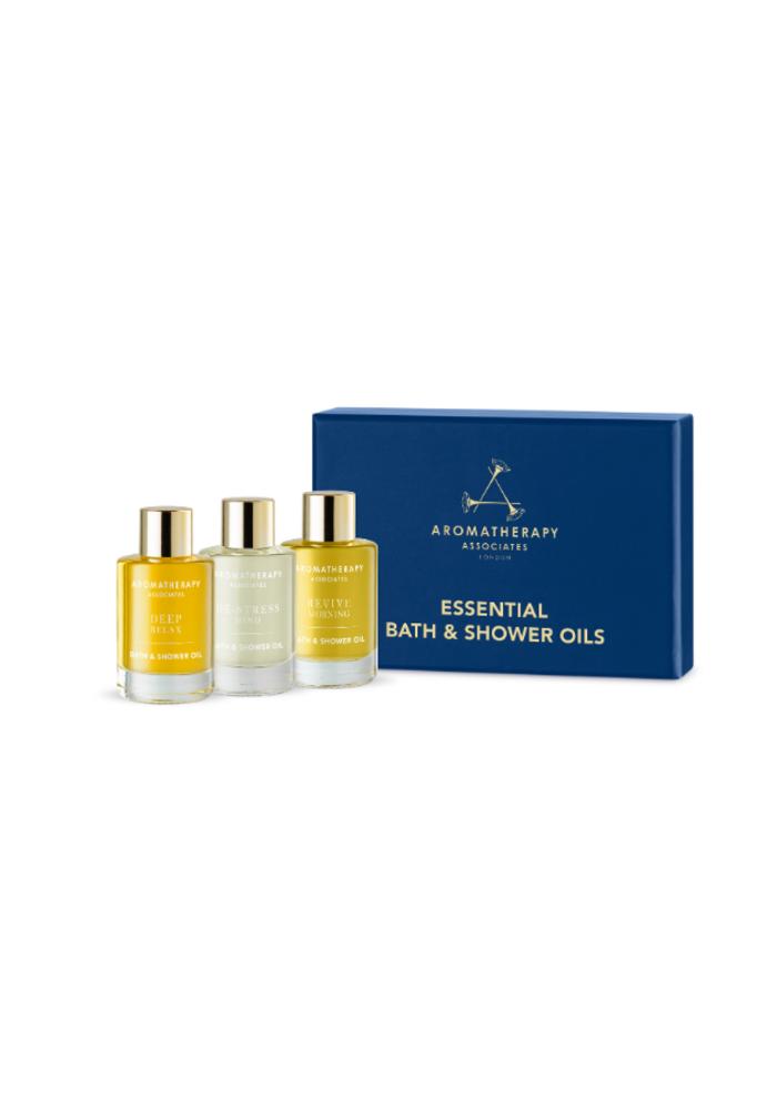 Essential Bath & Shower Oils