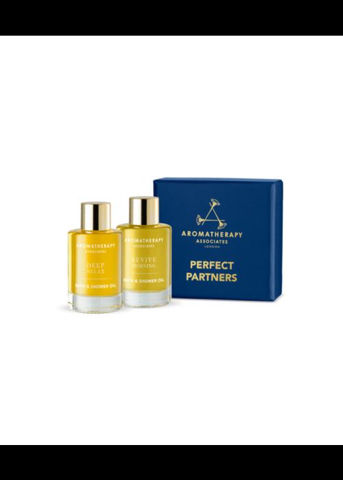 Aromatherapy Associates  Perfect Partners