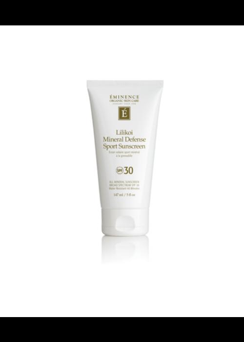 Éminence Organics Lilikoi Mineral Defense Sport Sunscreen SPF 30