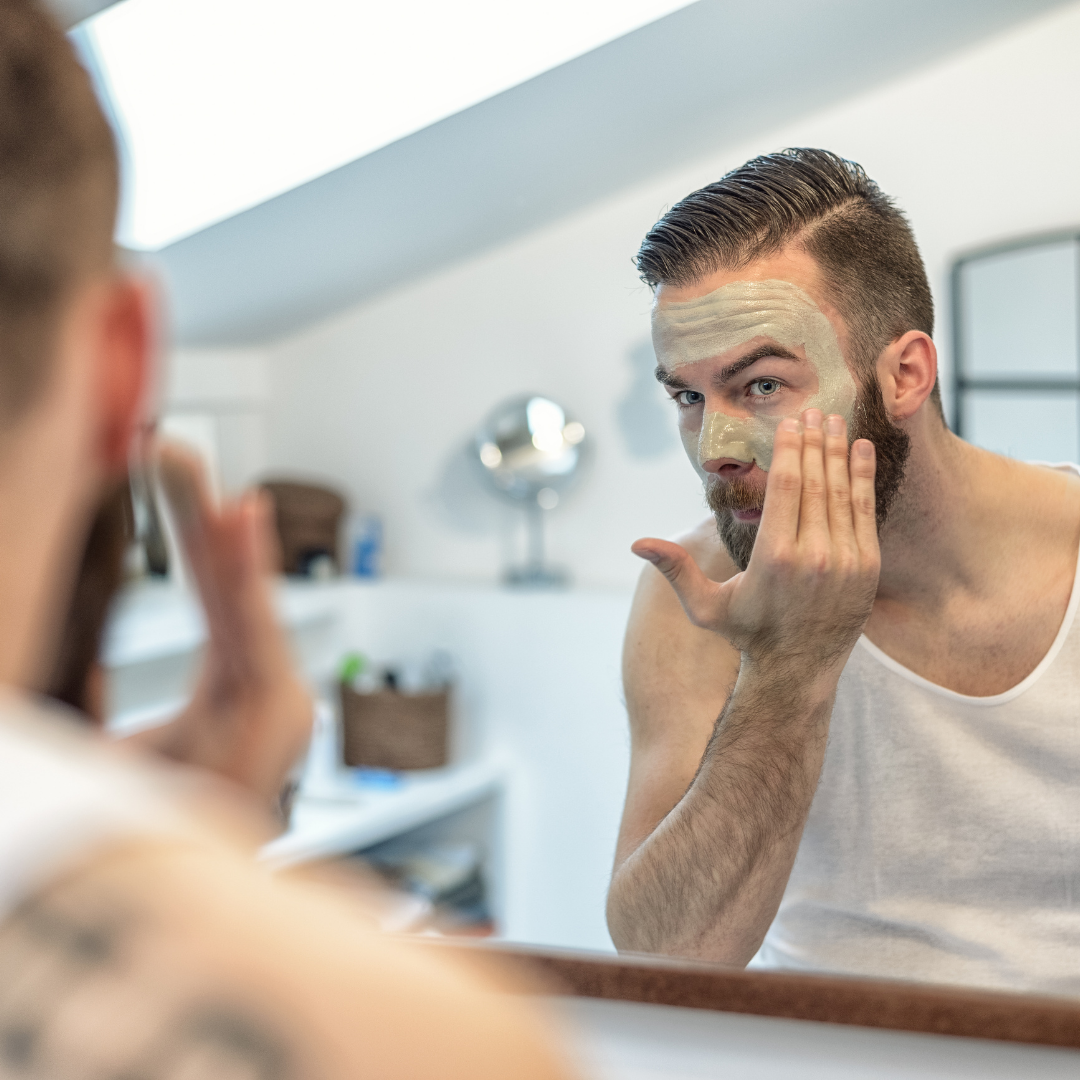 All about men's skincare