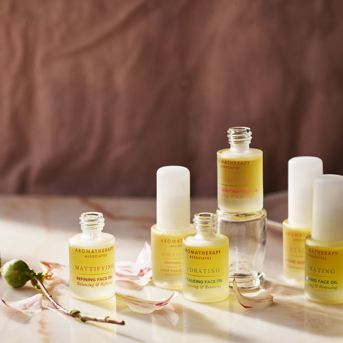 The Face Oil Collection by Aromatherapy Associates