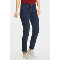 Dark Slim Jeans Charlize - Dark Blue Wash