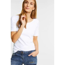 Organic Shirt Lena - White