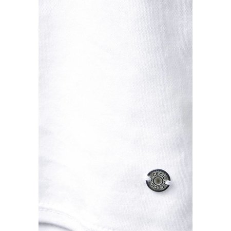Cecil Organic Shirt Lena - White