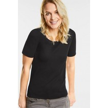 Organic Shirt Lena - Black
