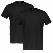 T-shirt Pakket (Ronde Hals) - Zwart