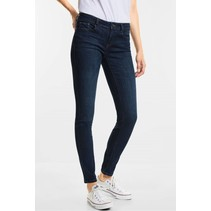 Middle Waist Jeans York - Blue Clean Wash