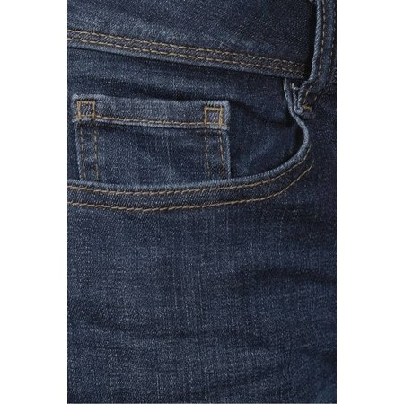 Street One Middle Waist Jeans York - Blue Clean Wash