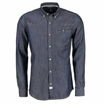 Denim Shirt - Nautic Blue