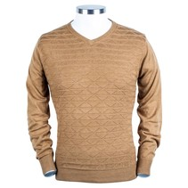 V-Neck Sweater Structure - Yellow