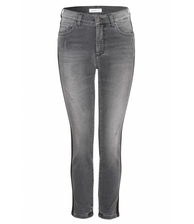 Angels Jeanswear Skinny Jeans Athletic - Grey Used