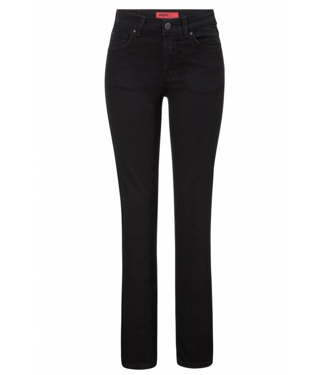 Angels Jeanswear Cici Jeans - Jet Black
