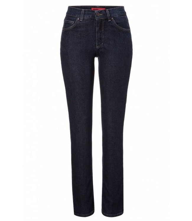 Angels Jeanswear Cici Jeans Subtiele Wassing - Dark