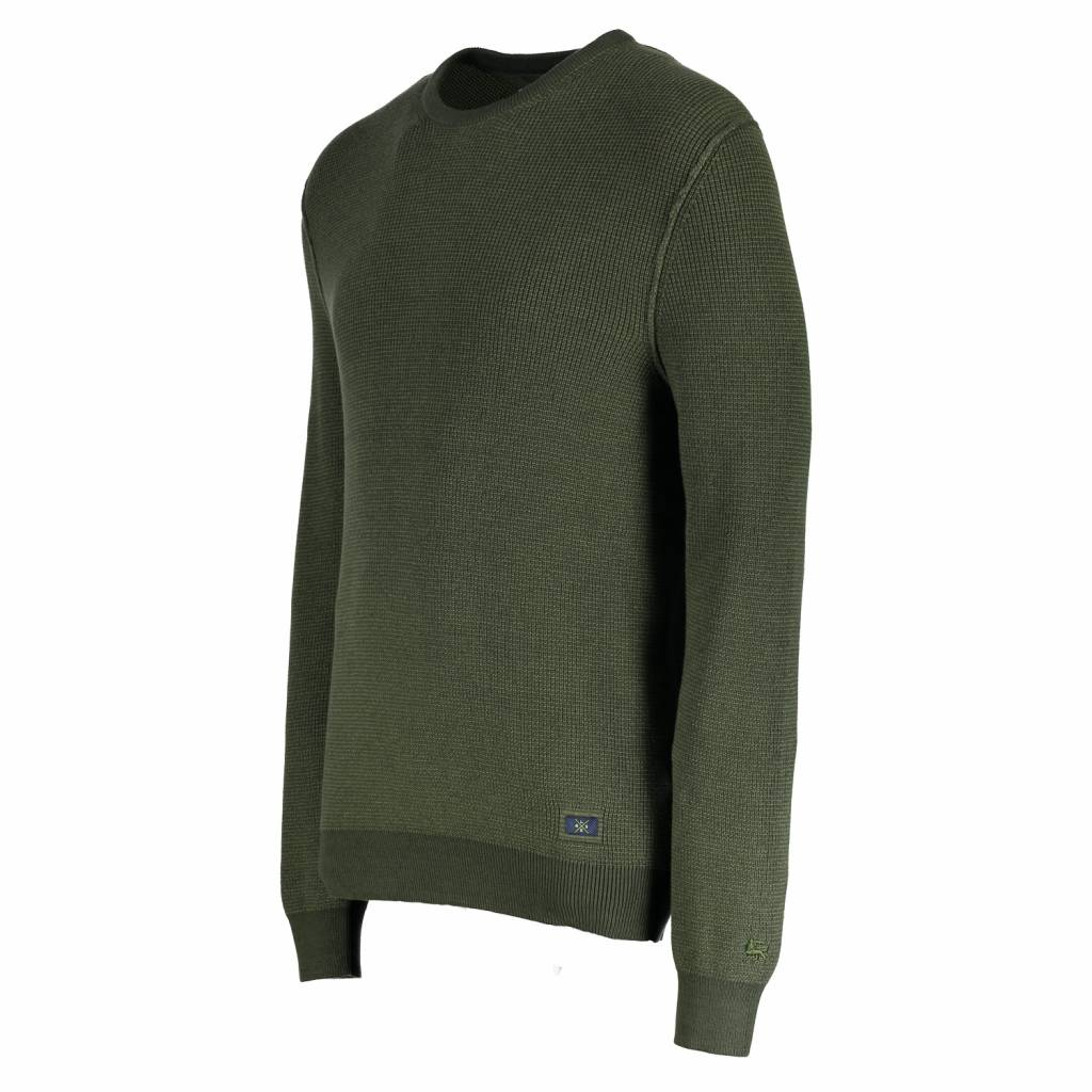 wholesale dealer ae761 17949 Pullover Baumwolle - Moss Green
