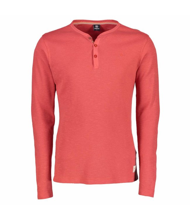 Lerros Serafino with Buttons - Light Autumn Red
