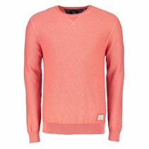 Knitted Sweater - Havanna Red