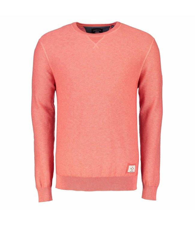 Lerros Knitted Sweater - Havanna Red