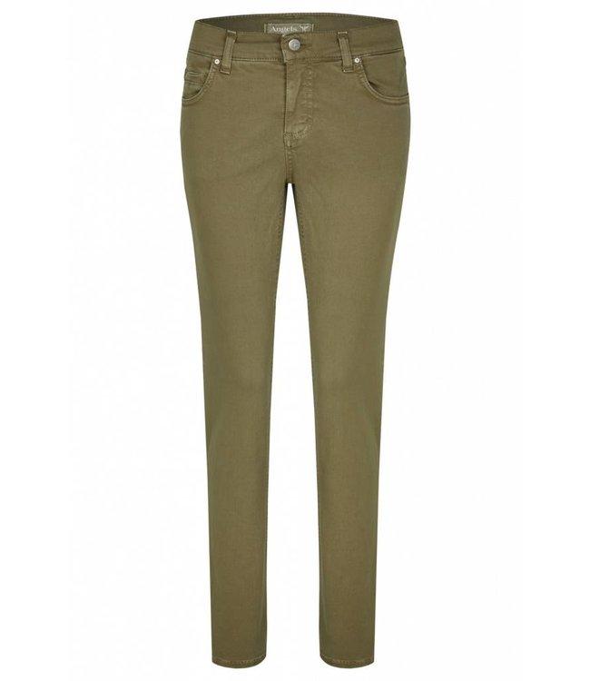 Angels Jeanswear Cici Jeans - Olive