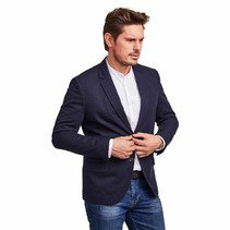 Basic Blazer - Night Blue