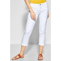 Shortened Pants Jane - White