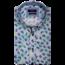 Giordano Overhemd Korte Mouw en Print - Blue