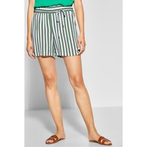Shorts with Stripes - Deep Blue