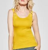 Cecil Organic Tanktop Linda - Ceylon Yellow