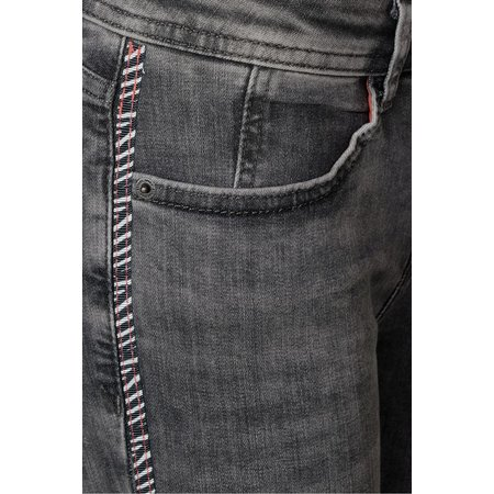 Street One Slim Fit Denim York - Authentic Black Denim Wash