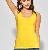 Street One Basic Top Anni - Creamy Lemon