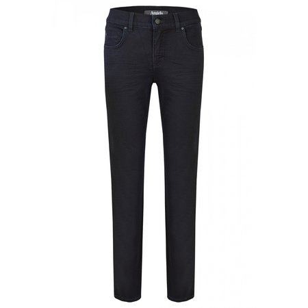 Angels Jeanswear Cici Jeans in dunkler Farbgebung - Night Blue