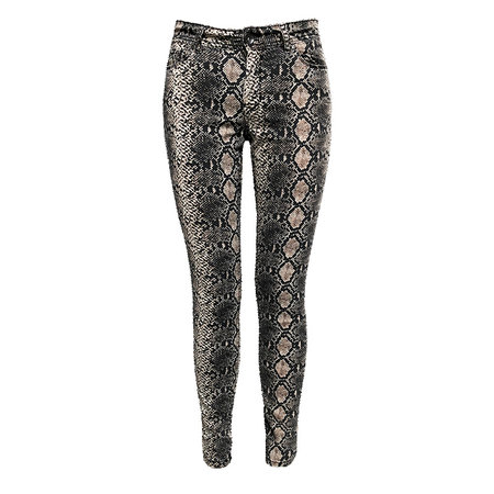 Elvira Collections Broek Ivana - Nude Snake